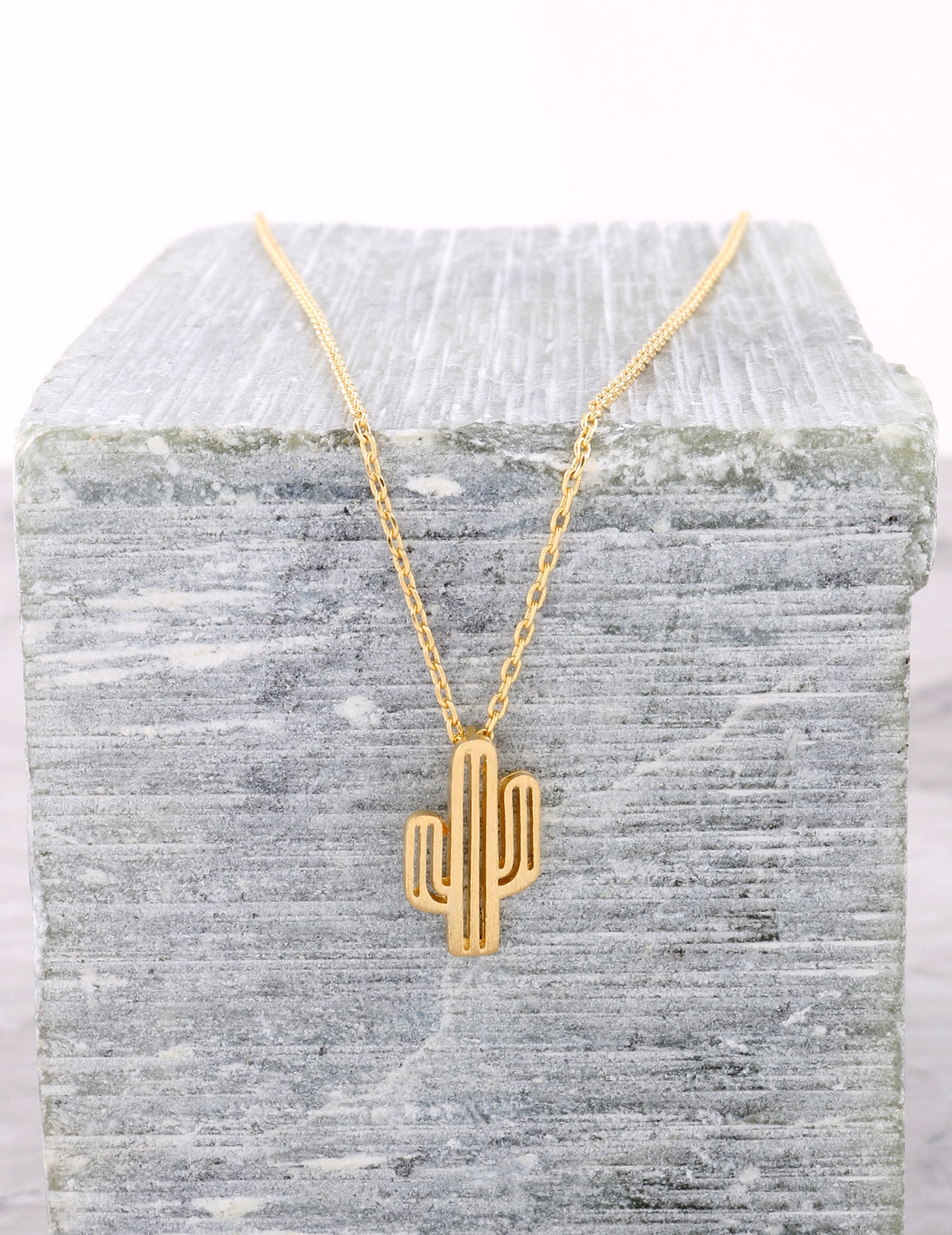 Desert Flower Necklace Anarchy Street Gold