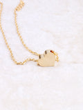 Dainty Love Necklace Anarchy Street Gold