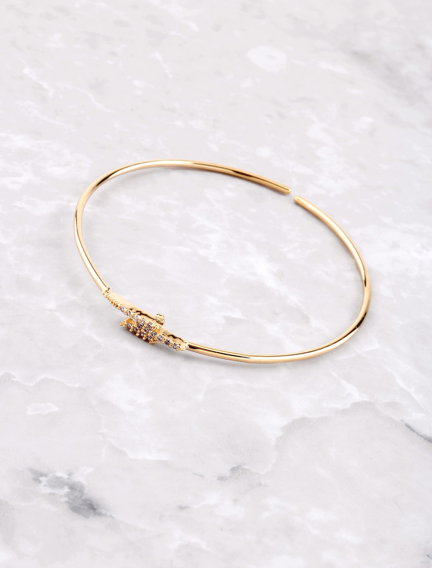 Stacked Bracelet Anarchy Street Gold