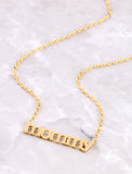 Mommy Necklace Anarchy Street Gold