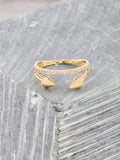 Rebel Ring Anarchy Street Gold
