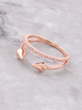 Rebel Ring Anarchy Street Rosegold - Details