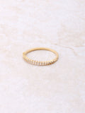 Stacking Pave Band Anarchy Street Gold