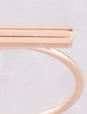 Barrel Ring Anarchy Street Rosegold - Details