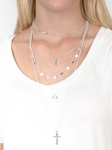 Blessed Layered Choker