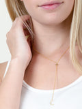 Starlight Lariat Necklace