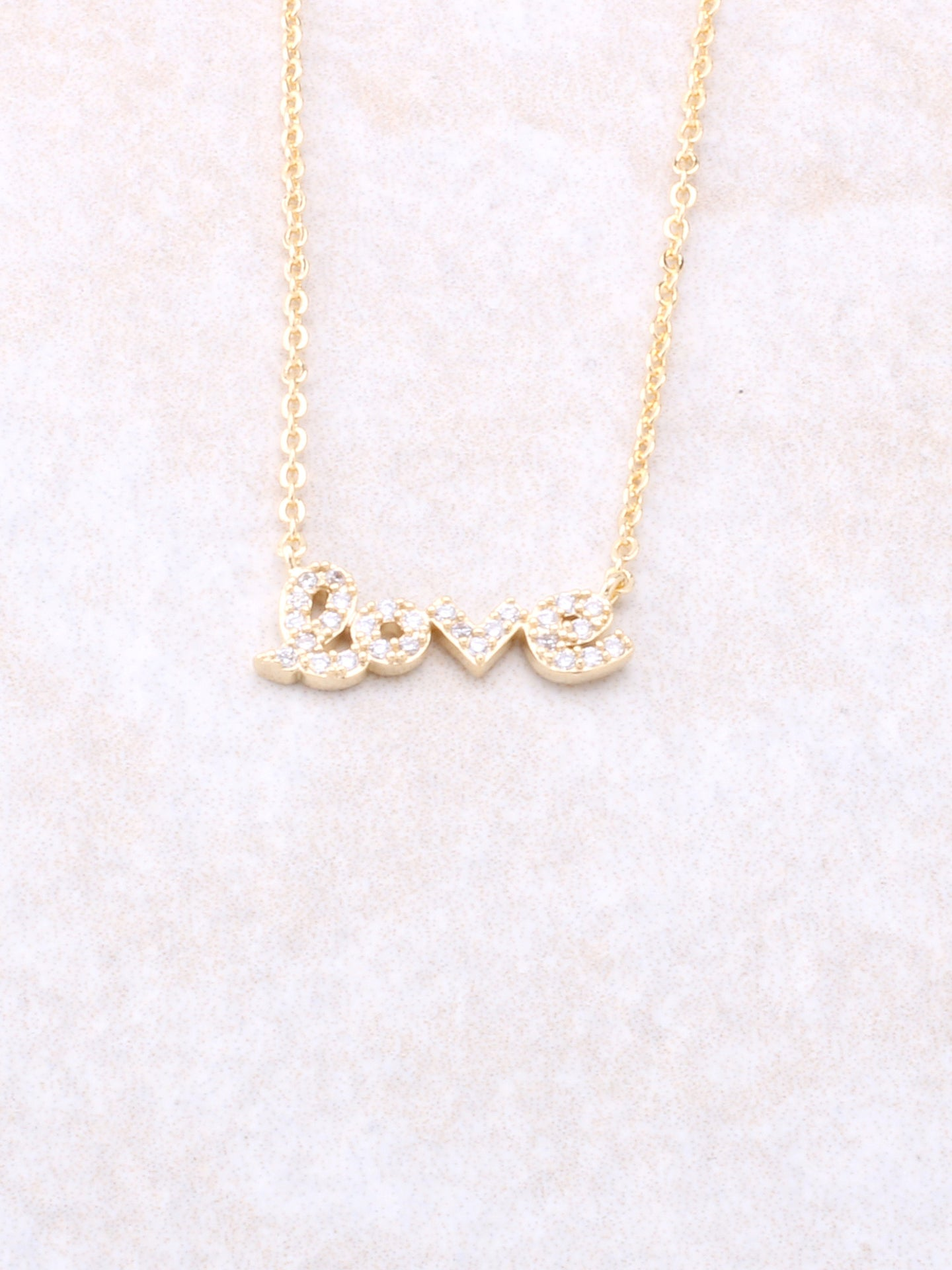 Simply Love Necklace