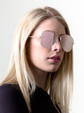 Rosey Aviator Sunglasses