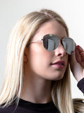 Robot Aviator Sunglasses