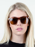La Playa Wayfarer Sunglasses