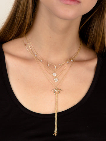 Charmed Layered Necklace