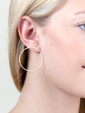 Hanging Loop Earring