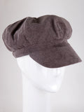 Corduroy News Boy Hat