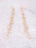 Estrella Dangle Earrings Anarchy Street Gold