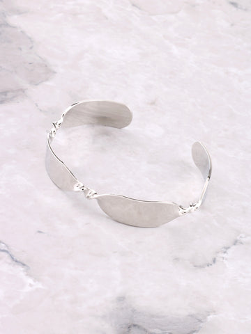 Pinched Bracelet Anarchy Street Silver