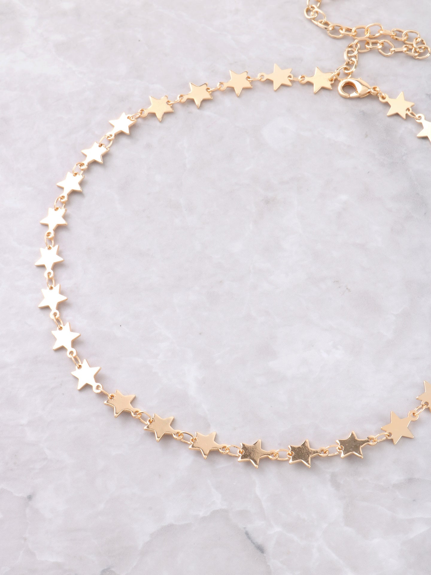 Like A Star Choker Anarchy Street Gold