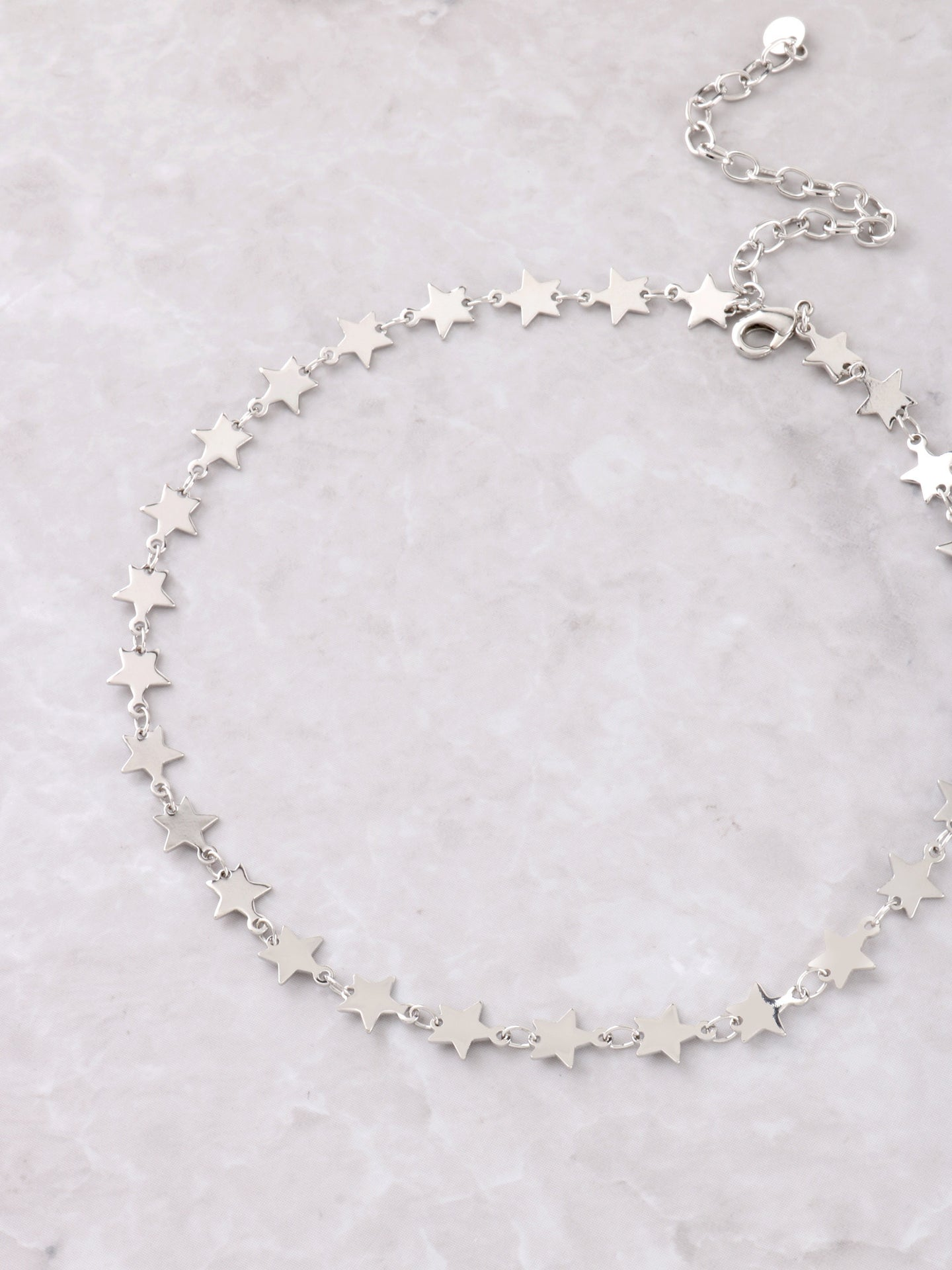 Like A Star Choker Anarchy Street Silver