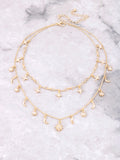 Constellation Layered Choker