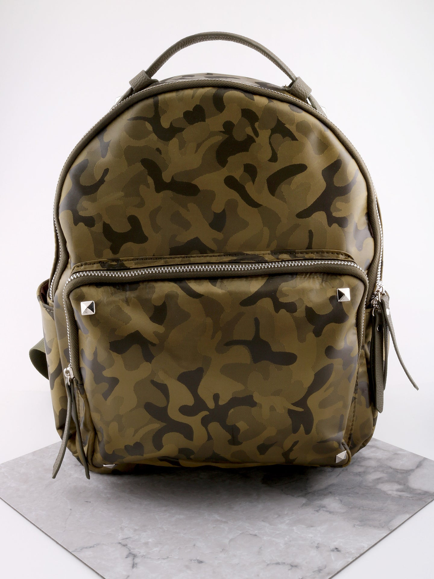 Camouflage Backpack Anarchy Street Olive