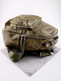 Camouflage Backpack Anarchy Street Olive - Details
