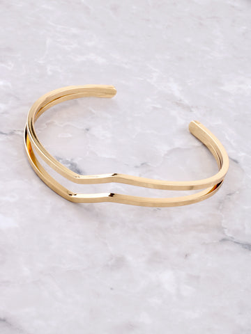 Parallel Bracelet Anarchy Street Gold
