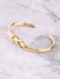 Looped In Bracelet Anarchy Street Gold