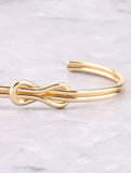 Looped In Bracelet Anarchy Street Gold - Details