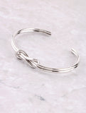 Looped In Bracelet Anarchy Street Silver