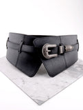 Viking Modern Belt Anarchy Street Black