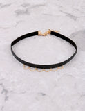 It Girl Choker Set