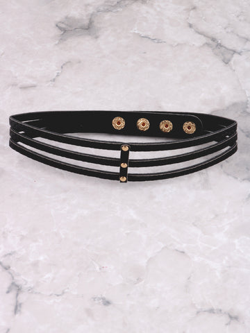 Cage Choker Anarchy Street Black