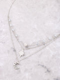 Northern Lights Necklace Anarchy Street Silver