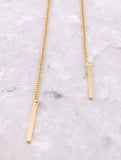 Chain Wrap Choker Anarchy Street Gold - Details