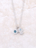 Pave Hamsa And Evil Eye Necklace Anarchy Street Silver