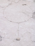 Sterling Silver Shooting Star Necklace Anarchy Street Silver