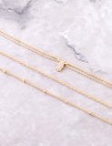 Pave Hand Of Fatima Choker Anarchy Street Gold - Details