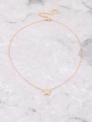 Estrella Necklace Anarchy Street Gold