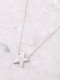Estrella Necklace Anarchy Street Silver - Details