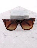 Poolside Cat Eye Sunglasses Anarchy Street Tortoise_Brown