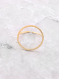 Matte Oh Ring Anarchy Street Gold - Details