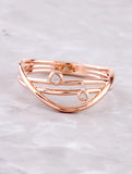 Orbit Ring Anarchy Street Rosegold - Details