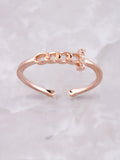 Chain Ring Anarchy Street Rosegold