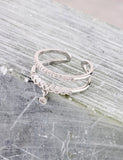 Charming Ring Anarchy Street Silver