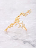 Stars Climber Ring Anarchy Street Gold - Details - 1