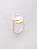 Hover Glazed Ring Anarchy Street Gold