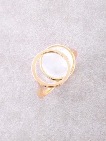 Hover Glazed Ring Anarchy Street Gold - Details - 1