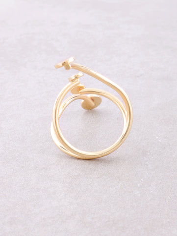 Branched Out Ring