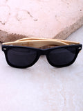 Oak Wayfarer Sunglasses Anarchy Street Black_Black