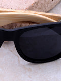 Oak Wayfarer Sunglasses Anarchy Street Black_Black - Details