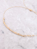 Be Bold Choker Anarchy Street Gold - Details
